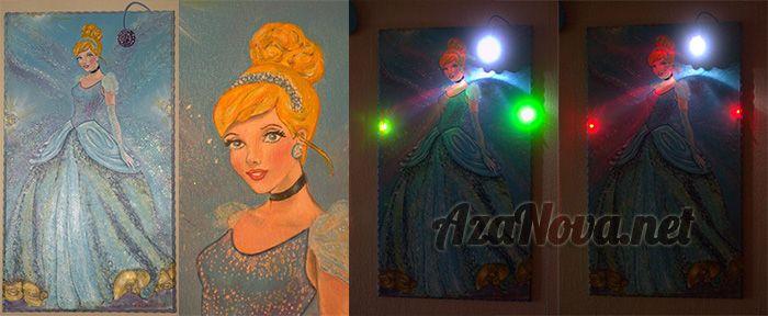 Купить Картину «Принцесса»