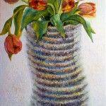 """Купить картину """"Тюльпаны"""" от AzaNova"""