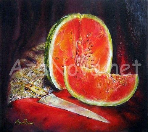 Купить картину Арбуз от AzaNova