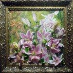 Купить картину Царские лилии от AzaNova
