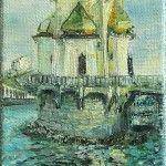 Купить картину «Церковь на воде» от AzaNova