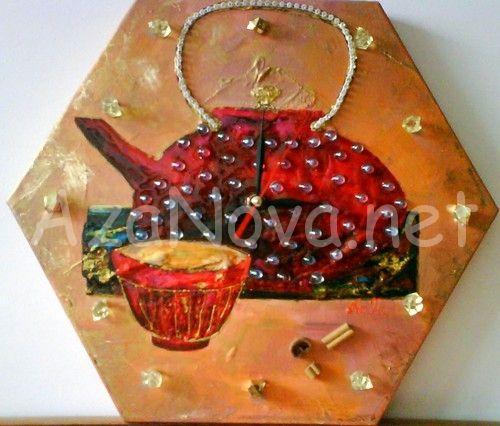 """Купить картину """"Часики"""" от AzaNova"""