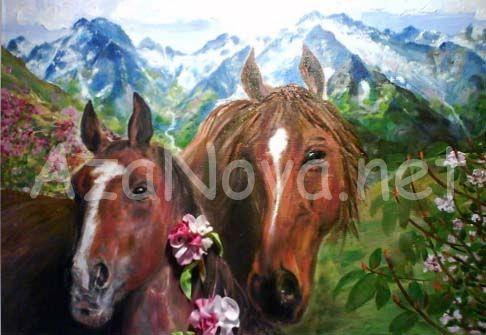 Купить картину «Пара» от AzaNova