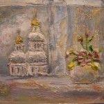 """Купить картину """"Собор"""" от AzaNova"""