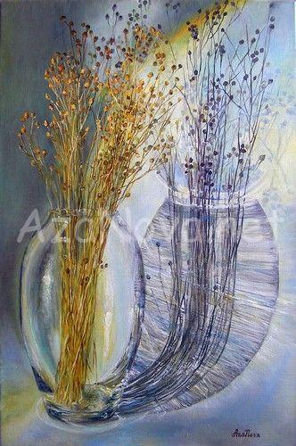 """Купить картину """"Вазон""""от AzaNova"""