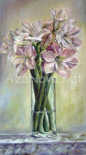 """Купить картину """"Весенний букет"""" от AzaNova"""