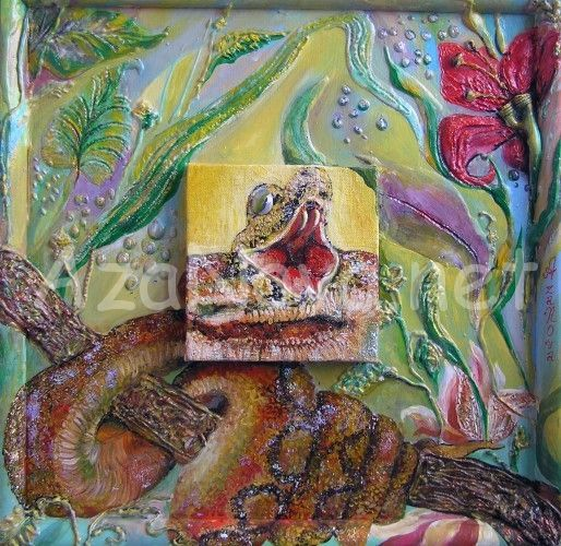 Купить картину «Змея» от AzaNova
